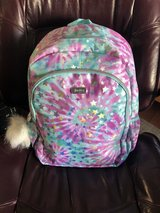 New Justice Tie Dye & Stars Backpack - Justice for Girls in Aurora, Illinois