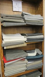 Fabric Samples for $1.00 in Westmont, Illinois