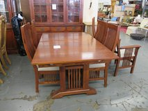 Nichols & Stone Dining Set and China Cabinet in Westmont, Illinois