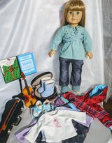 American Doll w/Violin and Clothes in Oswego, Illinois