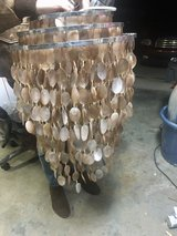 Vintage Cascading Oyster Shell Chandelier , rare in Warner Robins, Georgia