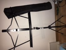 MUSIC STAND FULL SIZE WITH CARRY CASE in Ramstein, Germany