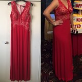 Red Formal Dress/Gown in Okinawa, Japan