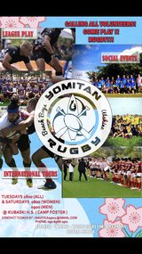Rugby Players Wanted (male and female) in Okinawa, Japan