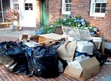 TRASH LOCAL MOVING /PCS/PICK UP & DELIVERY/L/ YARD 015237605502 in Ramstein, Germany