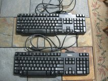 Dell USB Keyboards (2 total) in Kingwood, Texas