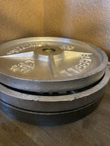 4-45 Lb. Weight Plates in Alamogordo, New Mexico