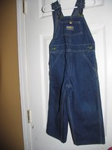 Clothes Boy Girl Blue Jean Bib Overalls Size 3 in Byron, Georgia