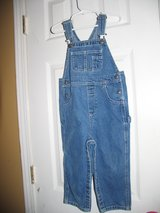 Kids Boy Girl Gymboree Blue Jean Overalls size 2 in Byron, Georgia