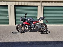 2014 Triumph Street Triple R (ABS) in Camp Lejeune, North Carolina