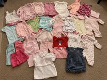 3 month & 3-6 month 39 piece clothing lot in Aurora, Illinois