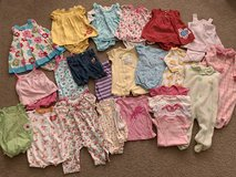 6, 6-9 & 6-12 month 31 piece clothing lot in Aurora, Illinois