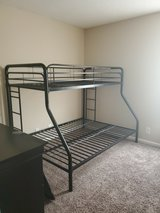 kids bunk bed frame in Fort Campbell, Kentucky