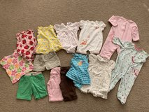 9 month 13 piece clothing lot in Aurora, Illinois