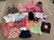 12 & 12-18 month 25 piece clothing lot in Aurora, Illinois