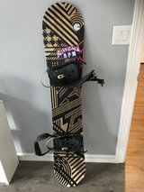 Snowboard & Bindings in Kingwood, Texas