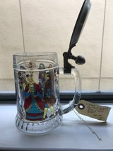 Vintage Glass Beer Stein in Houston, Texas