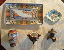 vintage asian collectibles - see photos and list below in Tomball, Texas