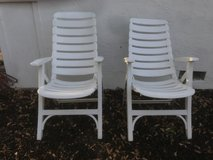 Fold Up  Patio Chairs in Fairfield, California