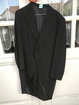 tuxedo coat with tails in Ramstein, Germany