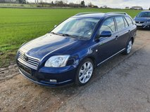 TOYOTA AVENSSIS AUTOMATIC 2.4 NEW INSPECTION 2004  only  89.000 miles in Ramstein, Germany