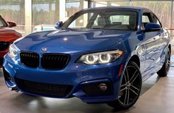 MAKE IT YOURS TODAY BMW 230i xDrive in Ramstein, Germany
