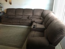 1-Year Old Sectional Couch Sofa in Travis AFB, California