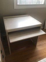 Desk and printer stand in Glendale Heights, Illinois