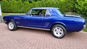 1966 Mustang Coupe in Ansbach, Germany