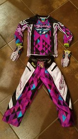 Girls Fly Racing Dirt Bike Clothes in Ruidoso, New Mexico