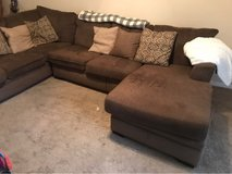 large Sectional couch in Camp Lejeune, North Carolina