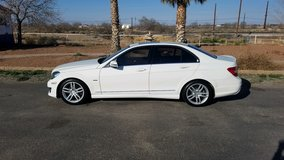 Loaded! Low miles! 2012 Mercedes-Benz C250! in Alamogordo, New Mexico