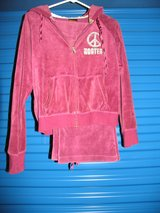 Women 2 Piece Hooters Warm up Suit Hoodie Size m in Macon, Georgia