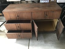 Buffet wooden vintage in Travis AFB, California