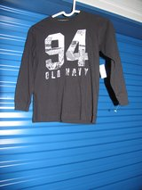 New with Tags Old Navy Boy Shirt size 6/7 in Byron, Georgia