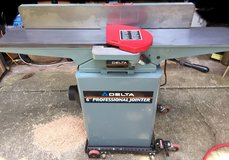"""6"""" Delta Professional Jointer, like new condition in Houston, Texas"""
