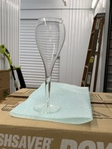 Crystal Champagne Glasses in Pasadena, Texas