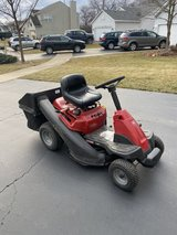 Riding Lawnmower in St. Charles, Illinois