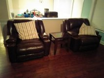 Leather recliners in Fort Gordon, Georgia
