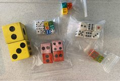 Dice packages in Okinawa, Japan