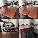 Dinning Room Table in Ramstein, Germany