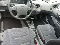 Honda Civic AUTOMATIC TRANSMISSION, LOW MILEAGE! in Ramstein, Germany