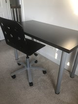 IKEA Desk and chair in Shorewood, Illinois