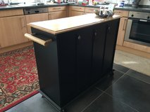 Kitchen Sideboard with Solid wood top. in Ramstein, Germany