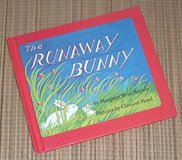 Vintage 1972 The Runaway Bunny Hard Cover Book in Joliet, Illinois