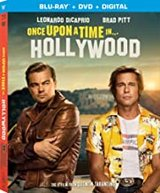 Once Upon a Time in Hollywood (Blu-Ray + DVD) in Aurora, Illinois