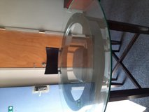 GLASS TABLE AND GLASS END TABLE in Fort Polk, Louisiana