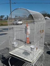 Large Bird Cage 1326-2256 in Camp Lejeune, North Carolina