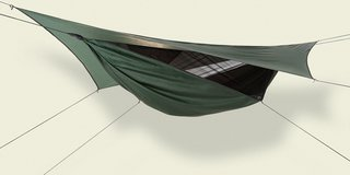 Hennessy Hammock Expedition A-symmetrical Supershelter Tent in Alamogordo, New Mexico