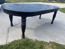 Solid wood table in Baytown, Texas